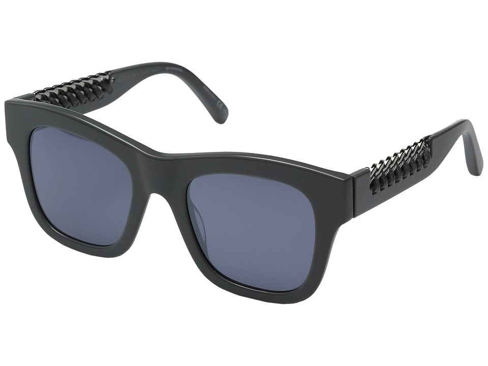 Stella McCartney - SC0011S (Grey/Grey) Fashion Sunglasses