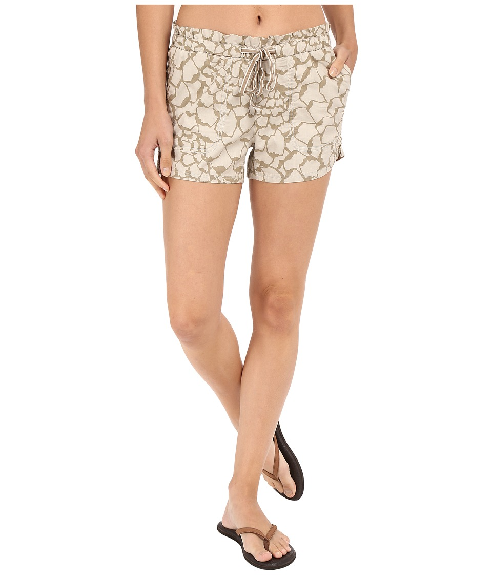 The North Face - Peak 2 Pub Shorts (Moonstruck Grey) Women's Shorts