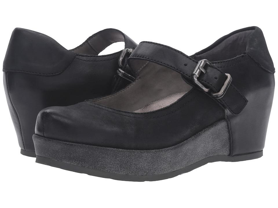 OTBT - Aura (Black) Women's Clog/Mule Shoes