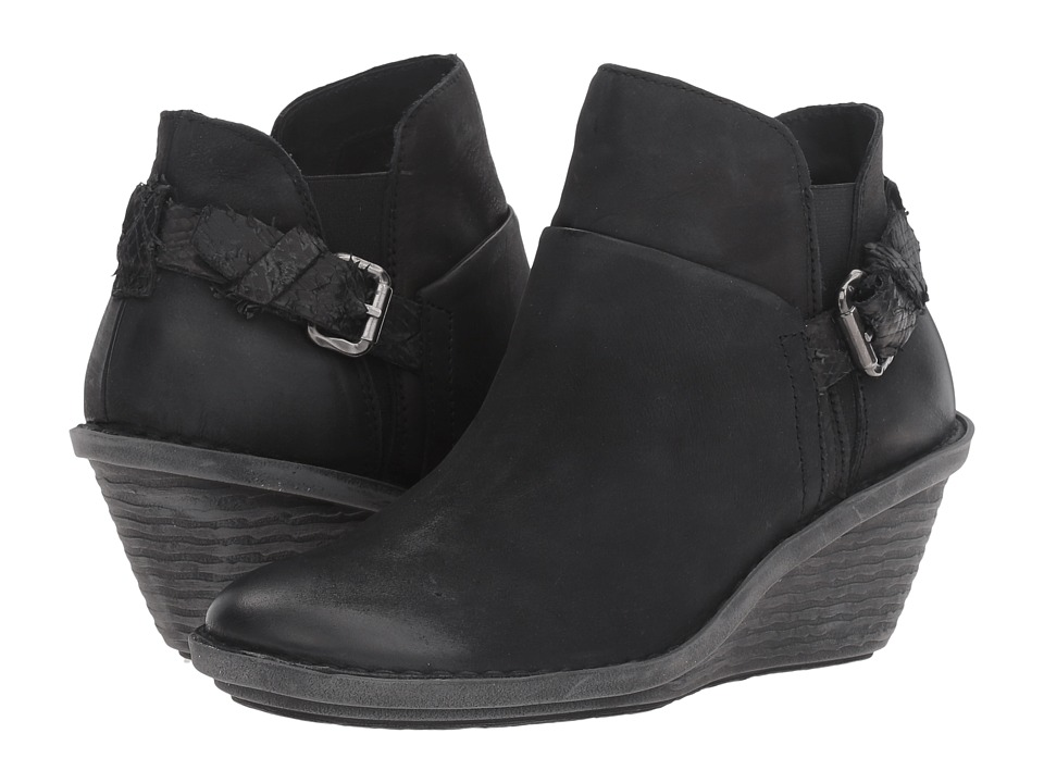 OTBT - Rocker (Black) Women's Pull-on Boots