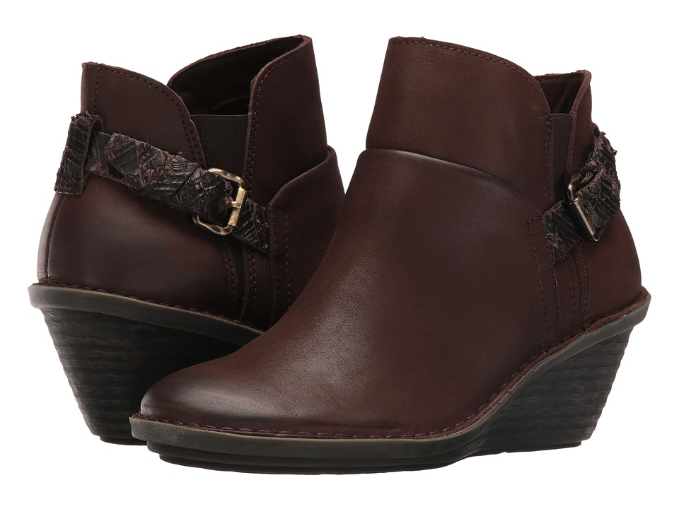 OTBT - Rocker (Chocolate) Women's Pull-on Boots