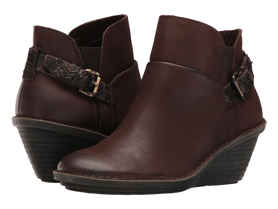 OTBT - Rocker (Chocolate) Women's Pull-on Boots