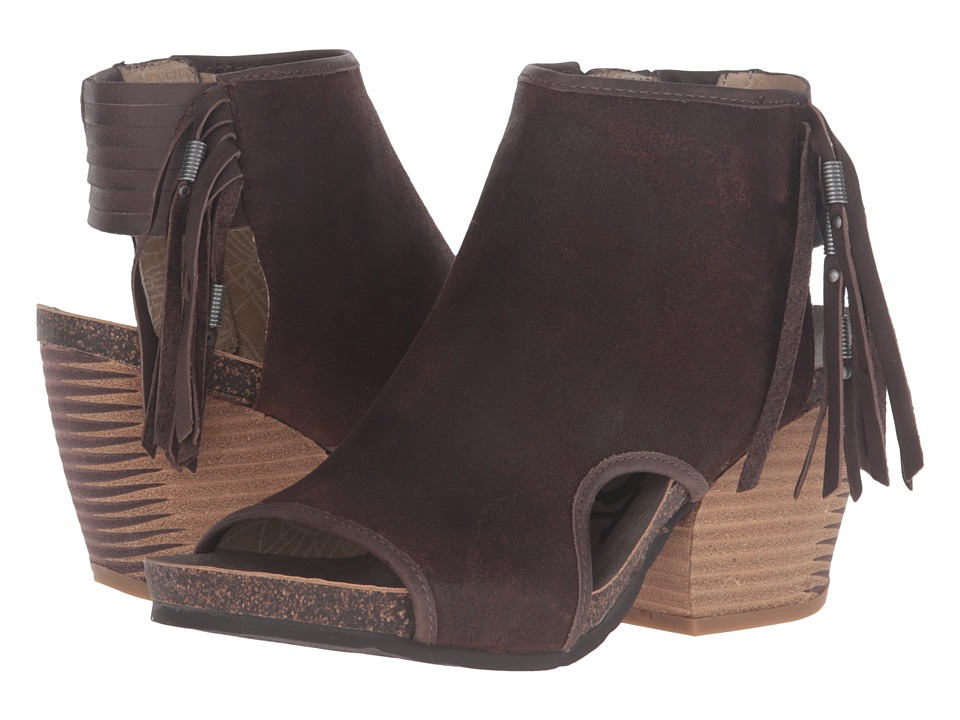 OTBT - Free Spirit (Coco Powder) Women's Boots
