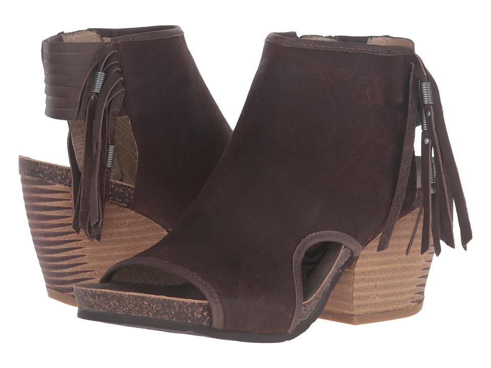 OTBT - Free Spirit (Coco Powder) Women's Boots