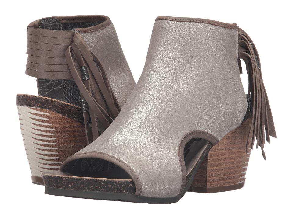 OTBT - Free Spirit (Grey/Silver) Women's Boots