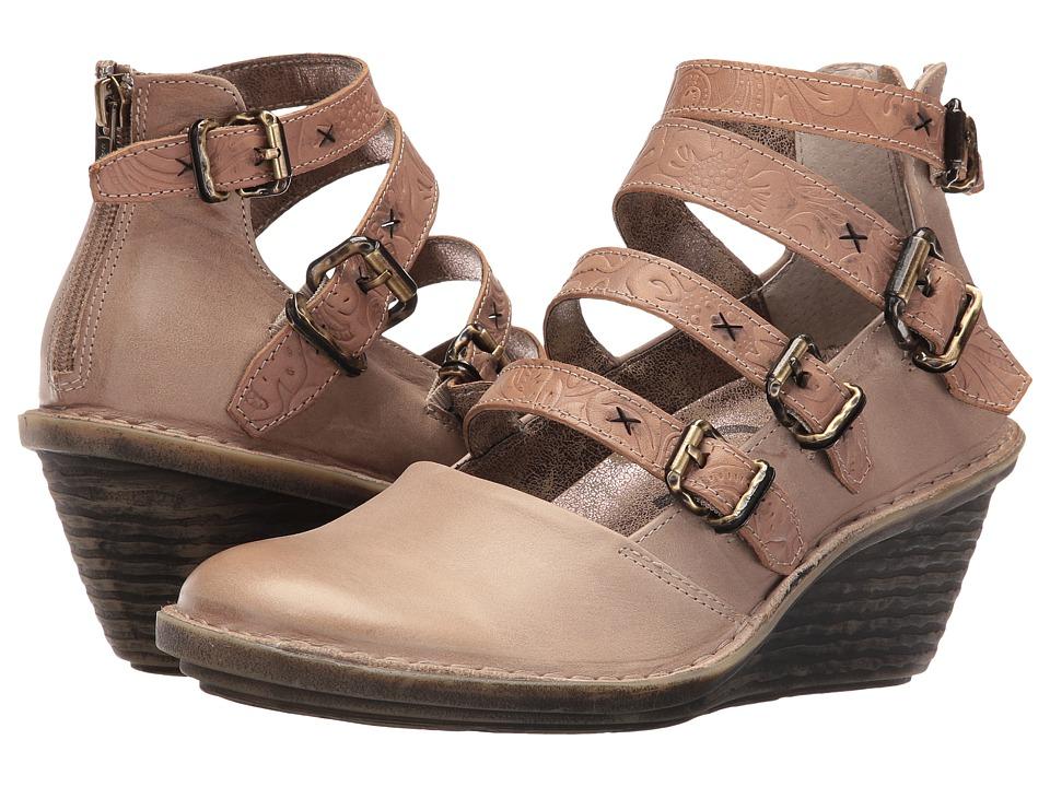 OTBT - Biker (Pecan) Women's Pull-on Boots