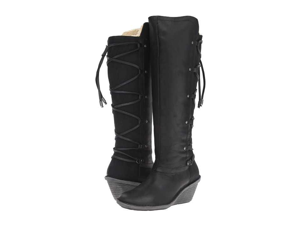 OTBT - Abroad (Black) Women's Pull-on Boots