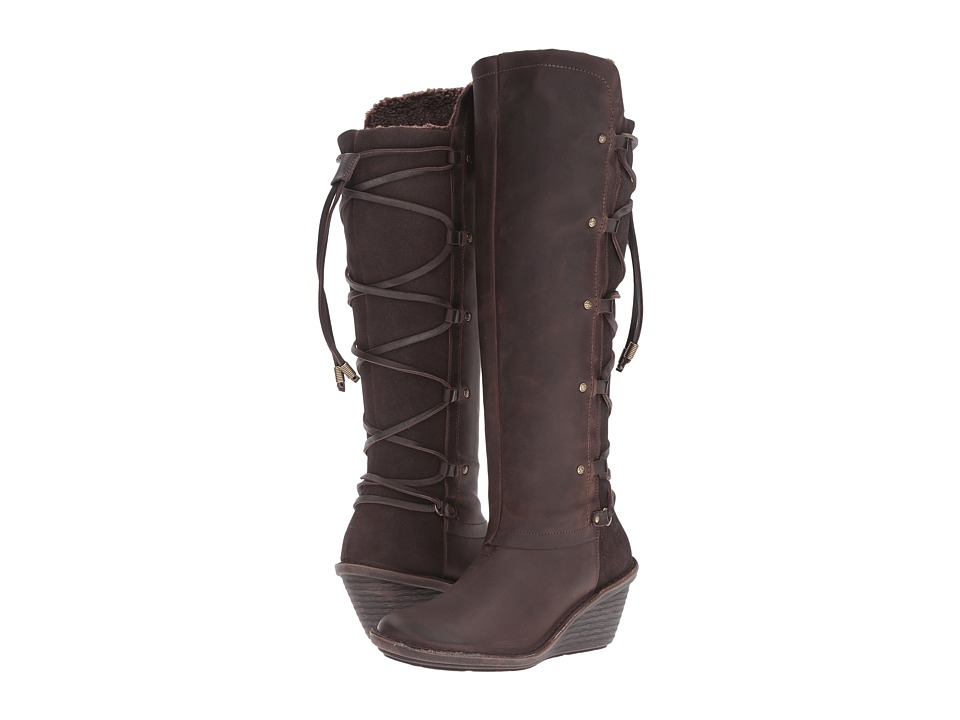 OTBT - Abroad (Chocolate) Women's Pull-on Boots