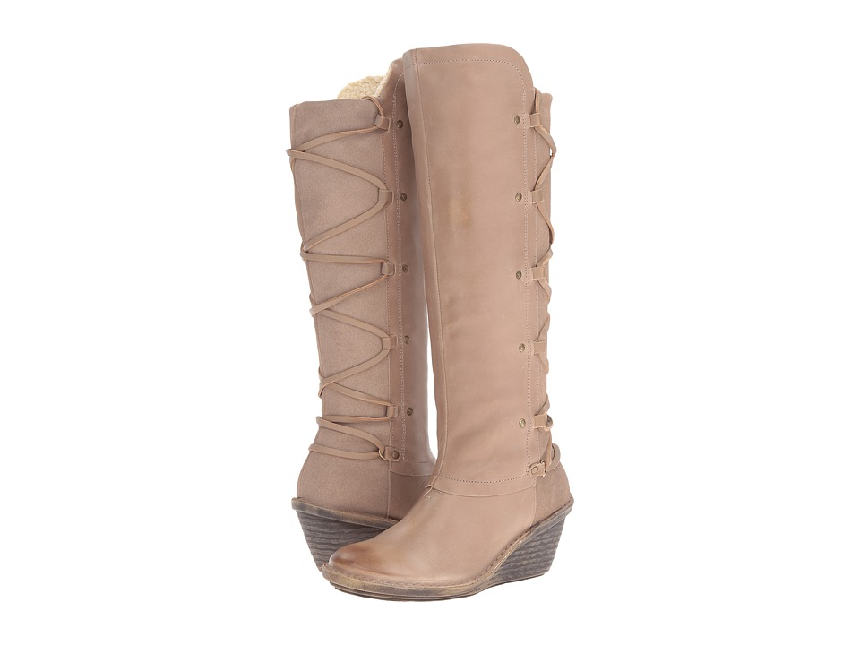 OTBT - Abroad (Pecan) Women's Pull-on Boots