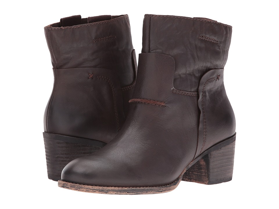 OTBT - Urban (Chocolate) Women's Pull-on Boots