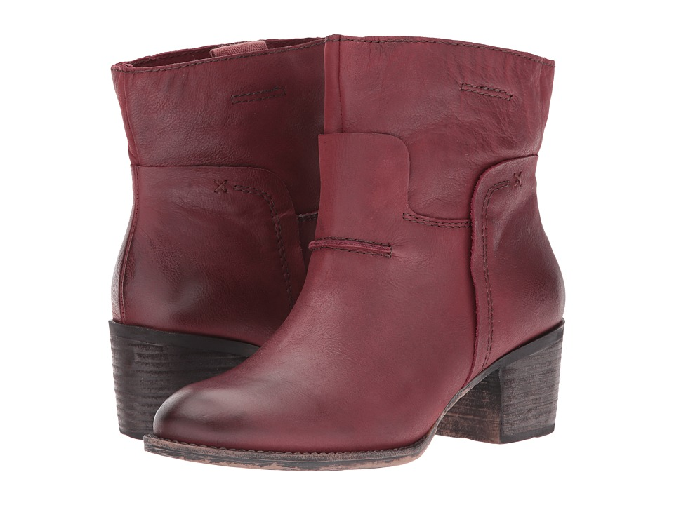 OTBT - Urban (Red Oak) Women's Pull-on Boots
