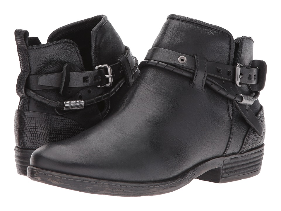 OTBT - Low Rider (Black) Women's Pull-on Boots