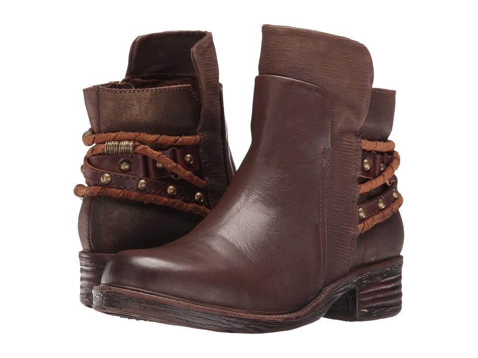OTBT - Highstreet (Coffee Bean) Women's Pull-on Boots
