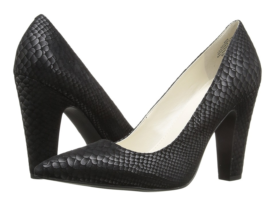 Anne Klein Hollyn (Black Reptile) Women