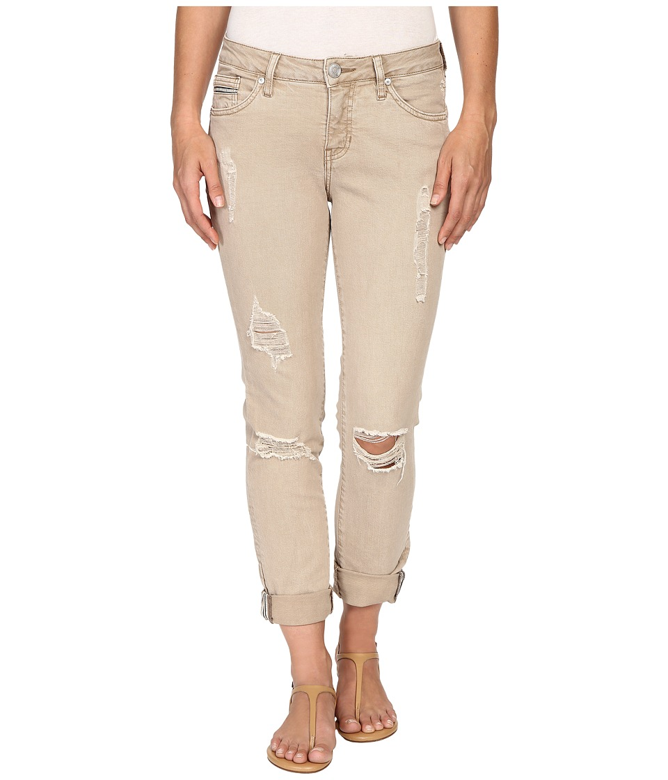 Jag Jeans - Alex Boyfriend Supra Colored Denim in Desert (Desert) Women's Jeans