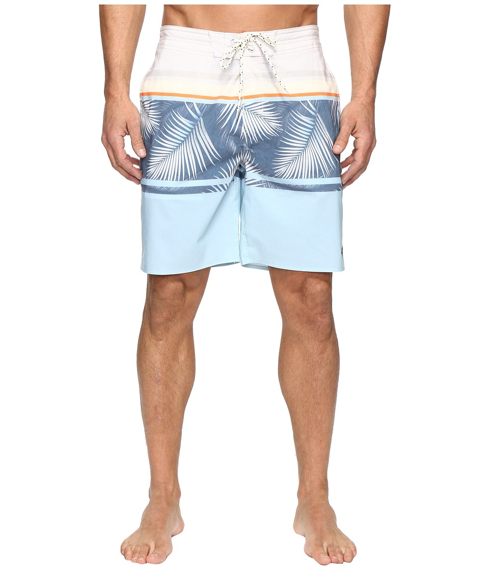 Rip Curl - Trimmer Lay Day Boardshorts (Blue Grey) Men's Swimwear