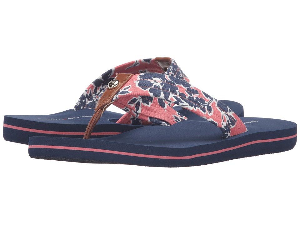 Tommy Hilfiger - Cielo (Coral Multi) Women's Shoes