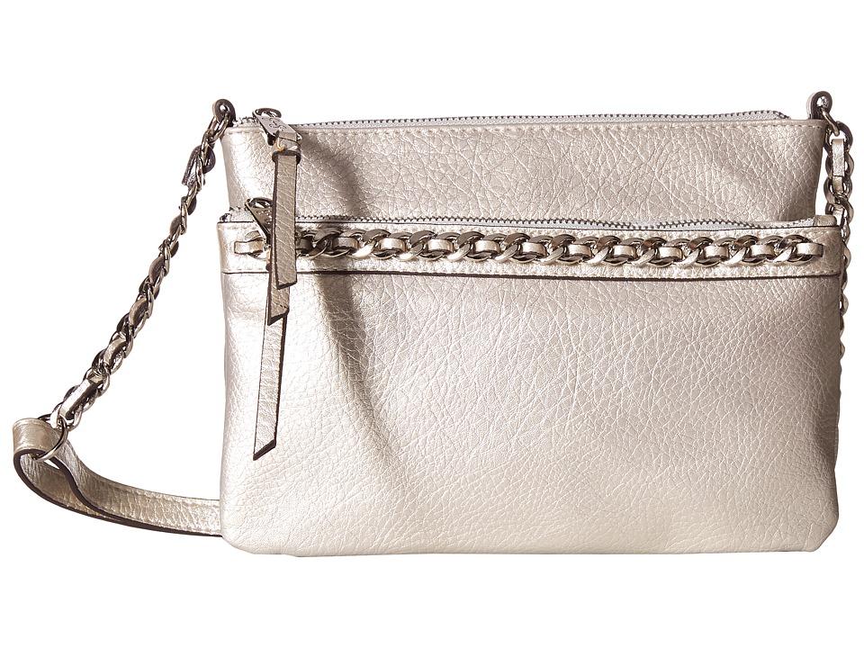 Jessica Simpson - Tyra Chain (Light Silver) Handbags