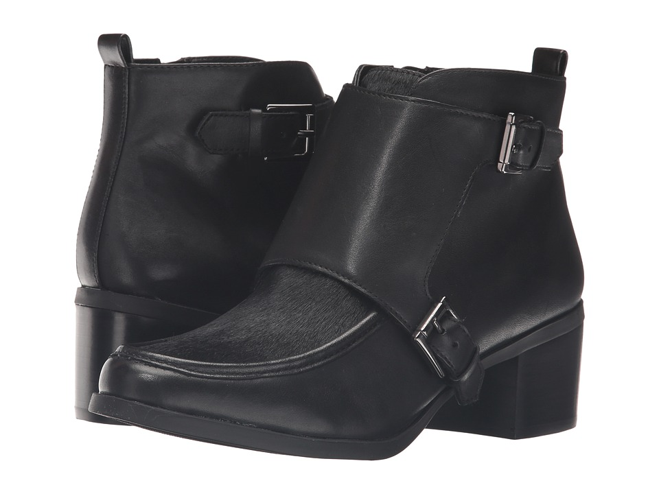 Anne Klein Jeffrey (Black Multi Leather) Women