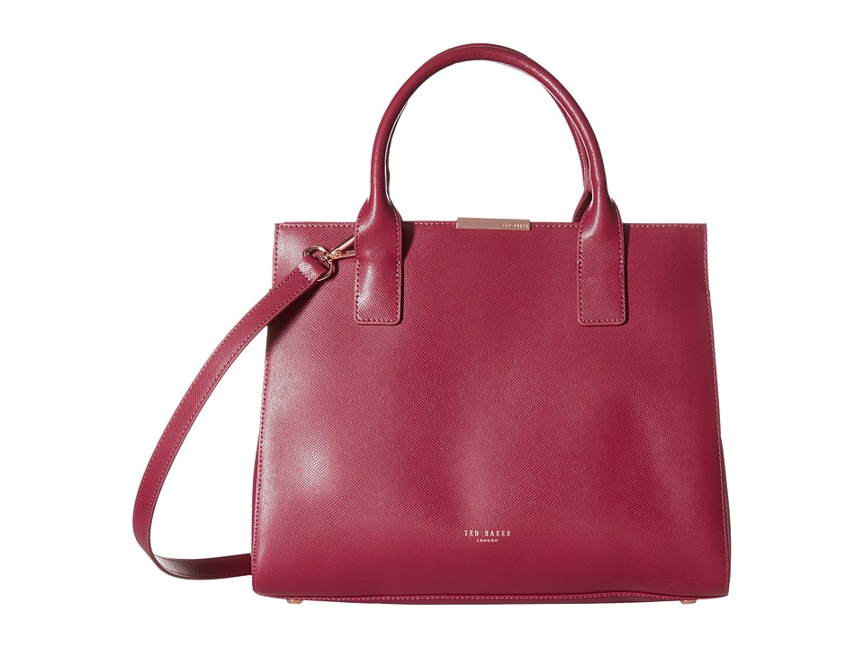 Ted Baker - Laurena (Grape) Handbags
