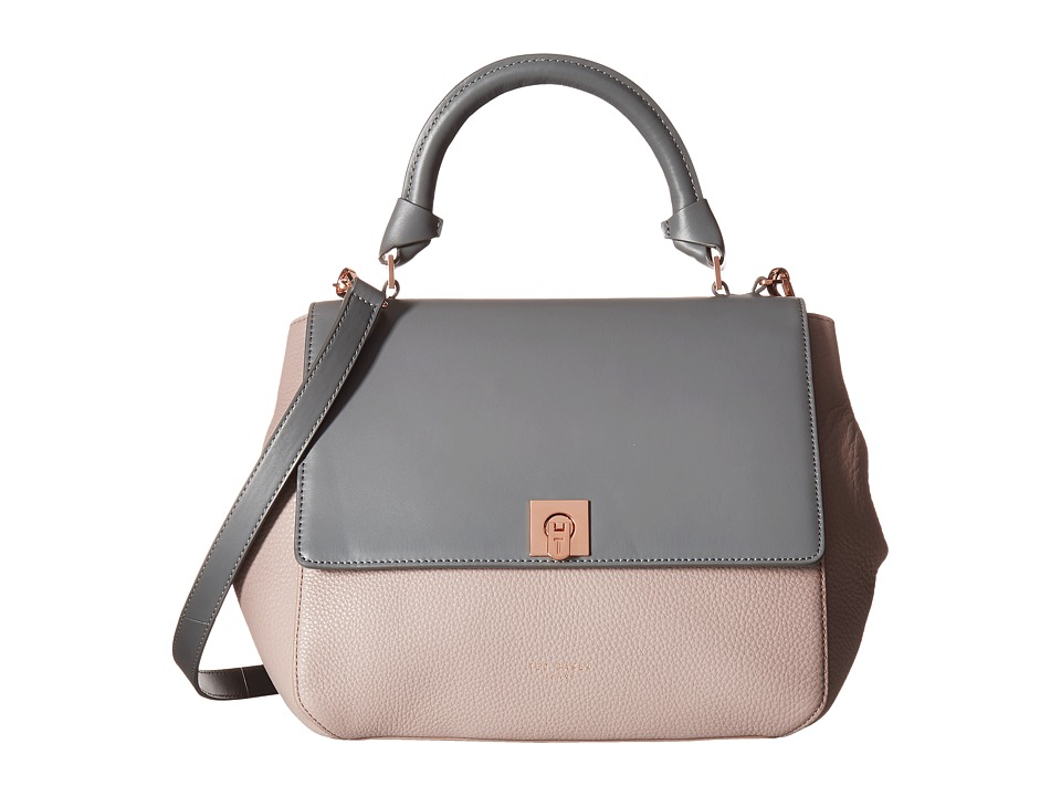 Ted Baker - Chantel (Gunmetal) Handbags