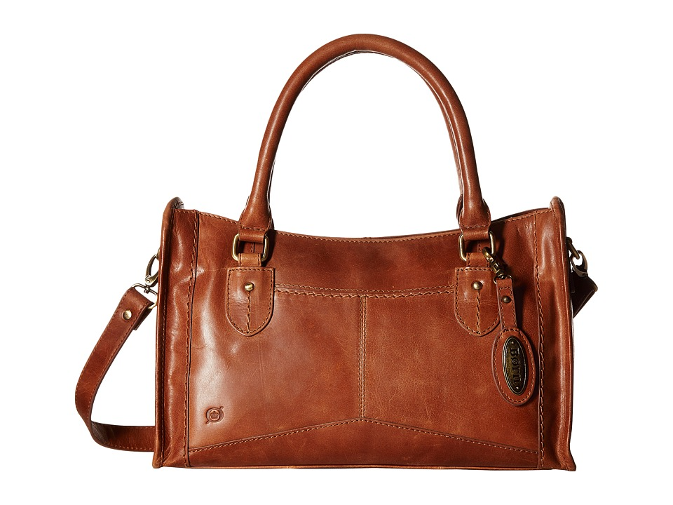Born - Eva Satchel (Saddle) Satchel Handbags