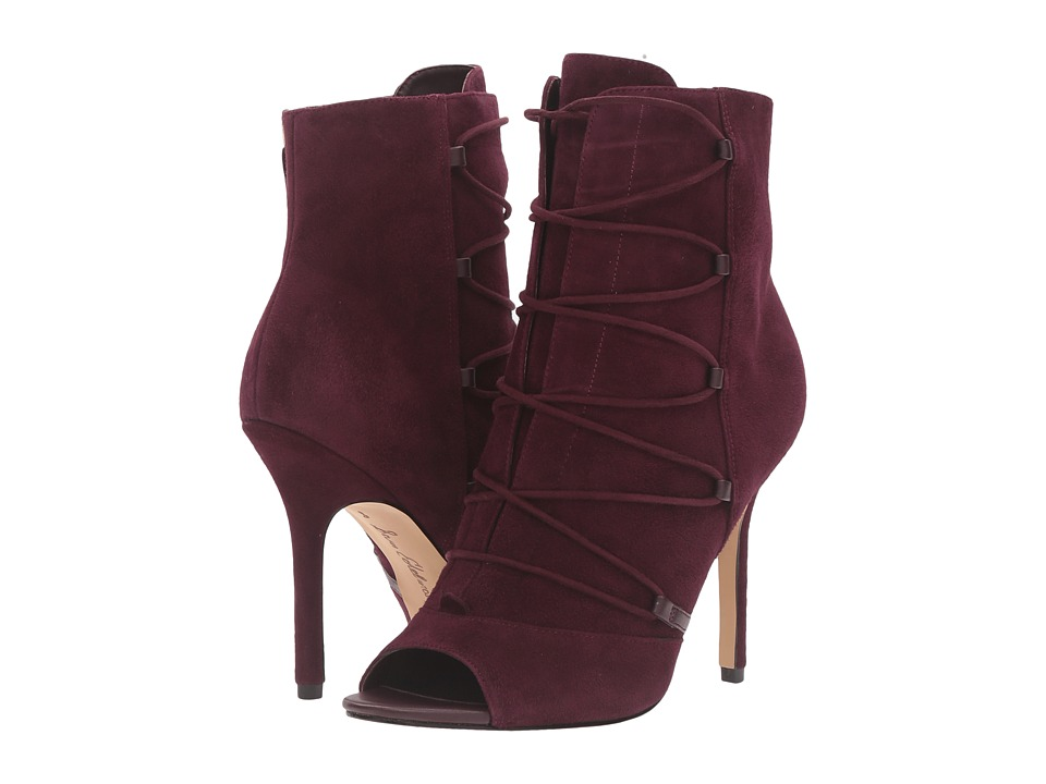 Sam Edelman - Asher (Port Wine Kid Suede Leather) Women's Shoes