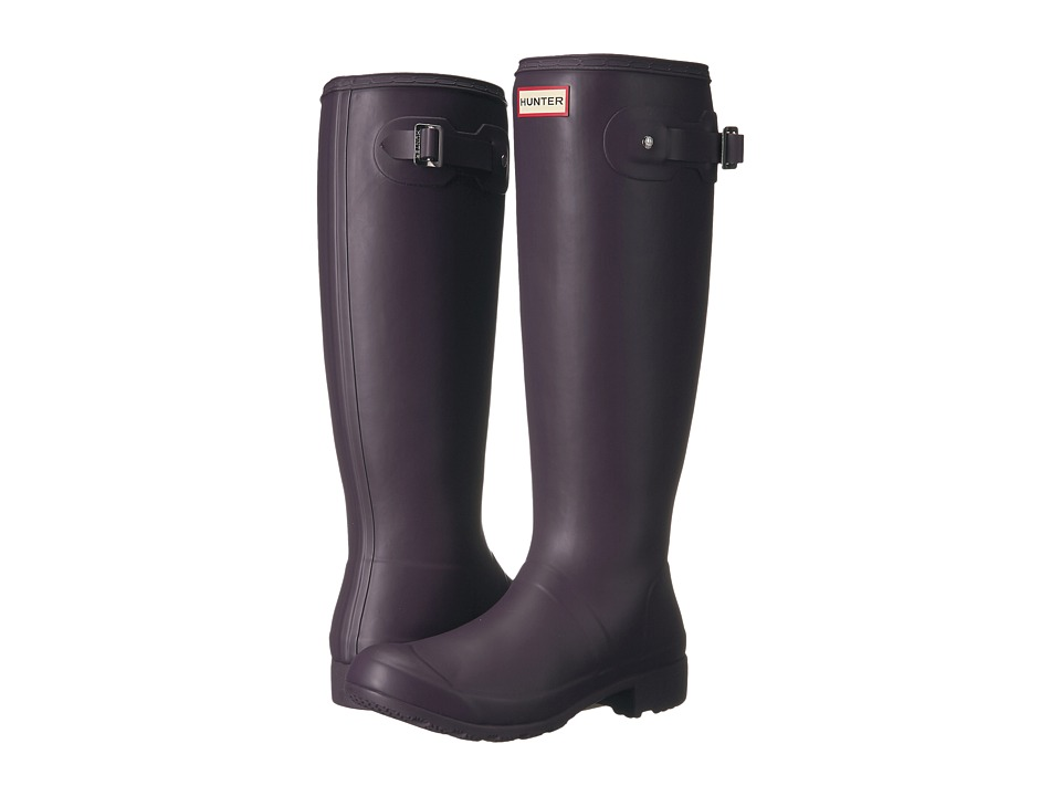 Hunter - Original Tour (Purple Urchin) Women's Rain Boots