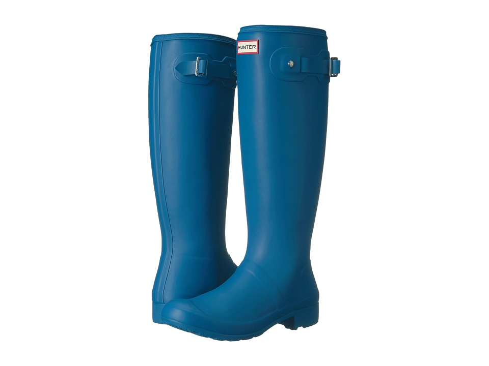 Hunter - Original Tour (Azure) Women's Rain Boots