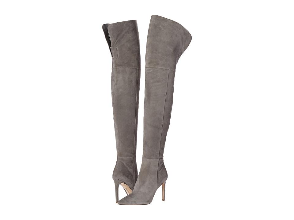 Sam Edelman - Bernadette (Grey Frost Kid Suede Leather) Women's Shoes