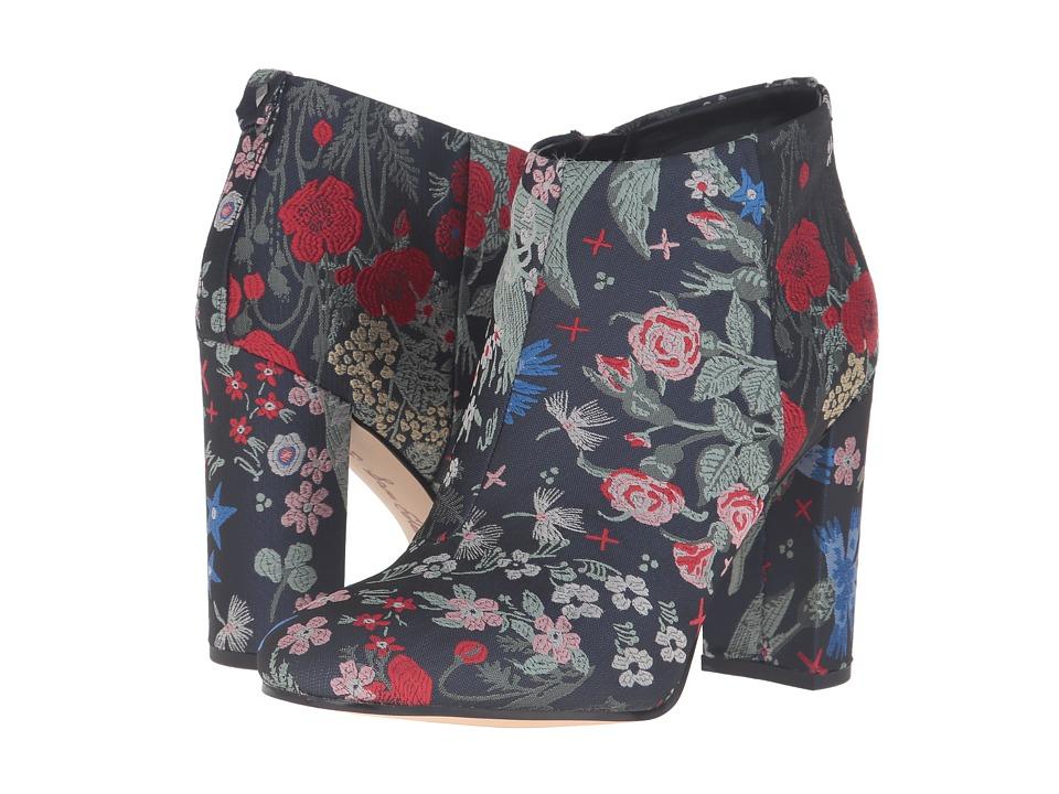 Sam Edelman - Cambell (Grey Multi Floral Garden Jacquard) Women's Shoes