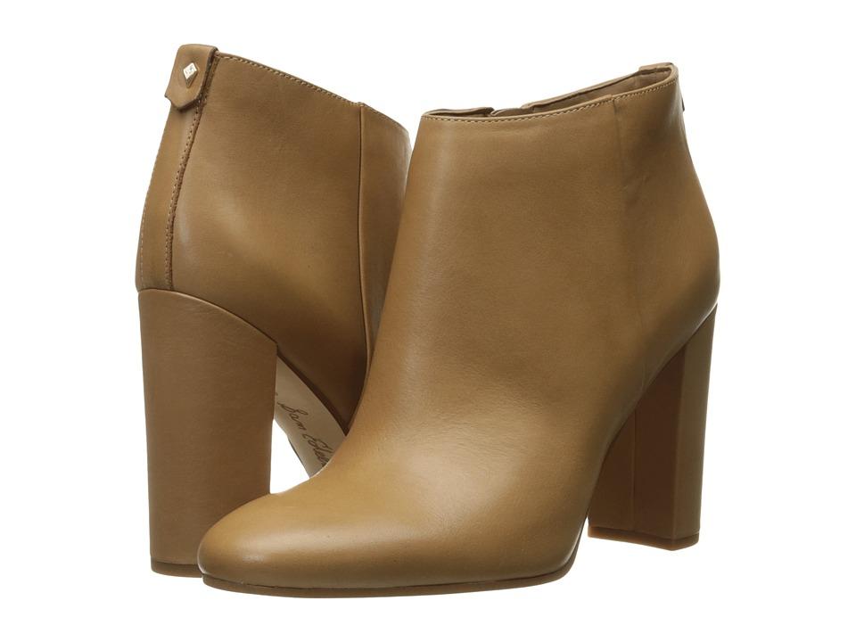 Sam Edelman - Cambell (Golden Carmel Modena Calf Leather) Women's Shoes