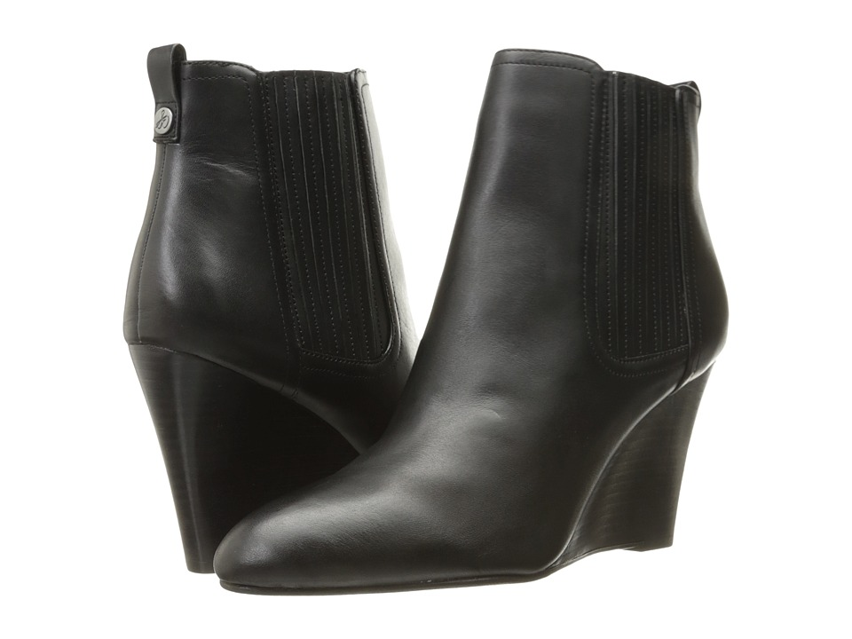 Sam Edelman - Gillian (Black Vienna Calf Leather) Women's Shoes