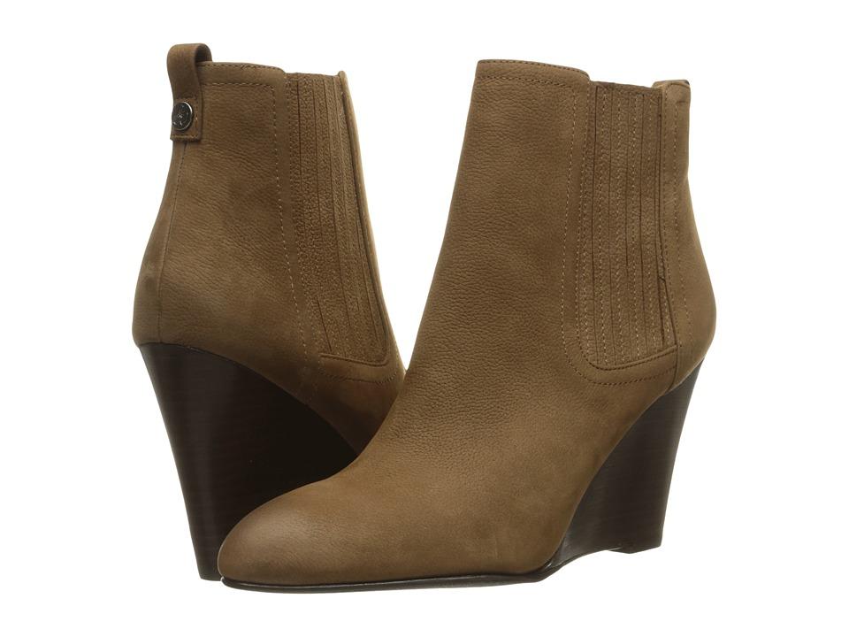 Sam Edelman - Gillian (Woodland Brown Tumbled Nubuck Leather) Women's Shoes