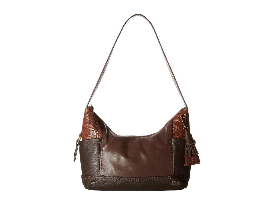 The Sak - Kendra Hobo (Mahogany Block) Hobo Handbags