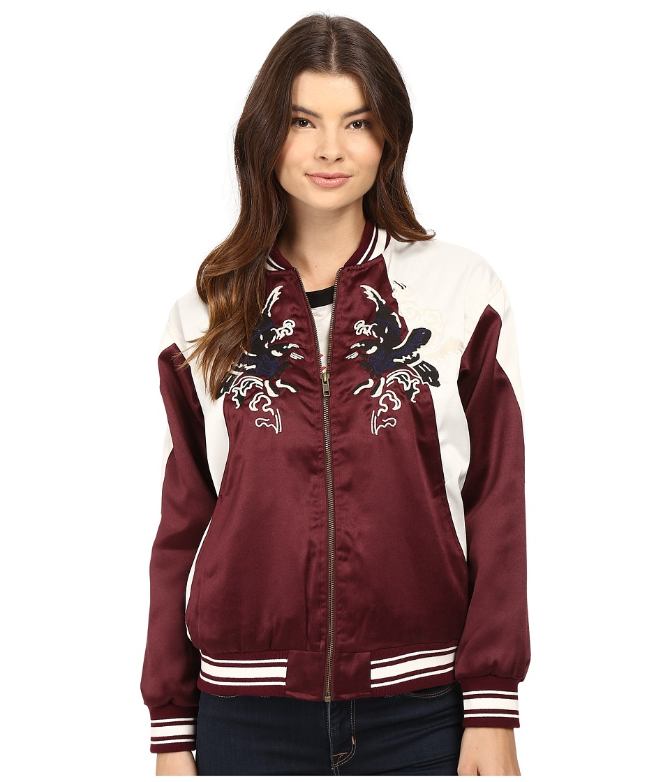 Obey - Talons Tour Jacket (Port Royale) Women's Coat