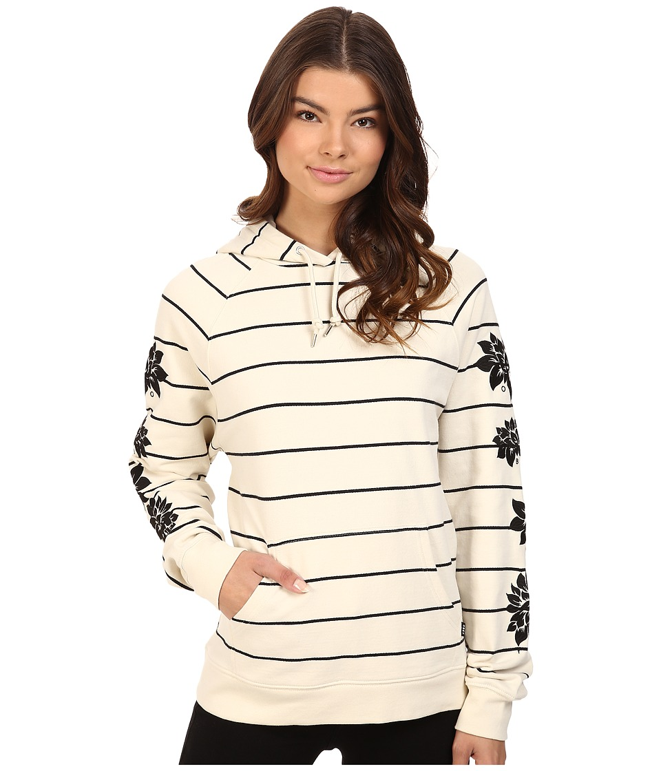 Obey - Geneva Pullover (Natural Multi) Women's Clothing