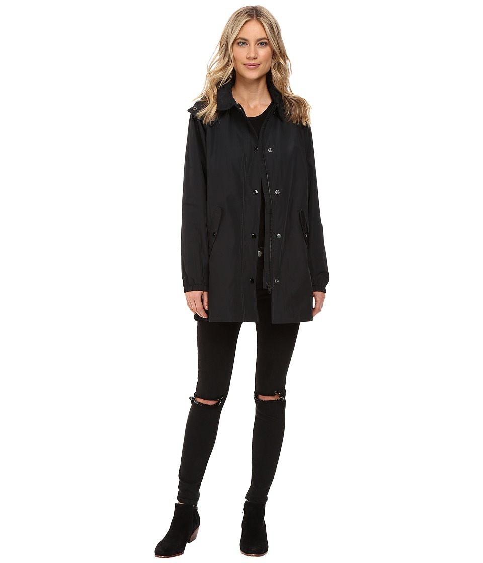Obey - Lafayette Mac Jacket (Black) Women's Coat