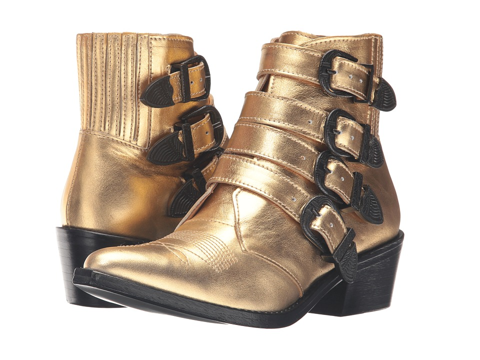 Toga Pulla - AJ006 (Metallic Gold/Limited Edition) Women's Shoes