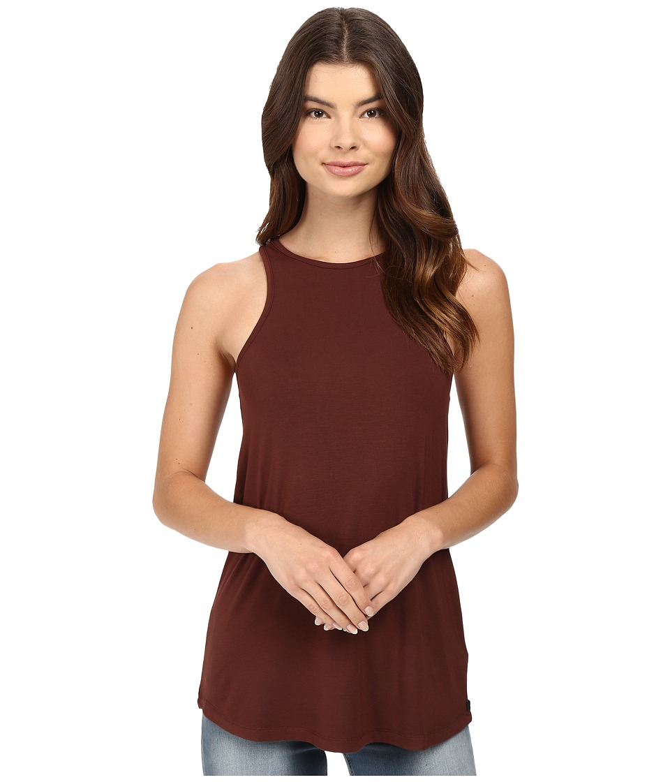 Obey - Olivia Tank Top (Raisin) Women's Sleeveless