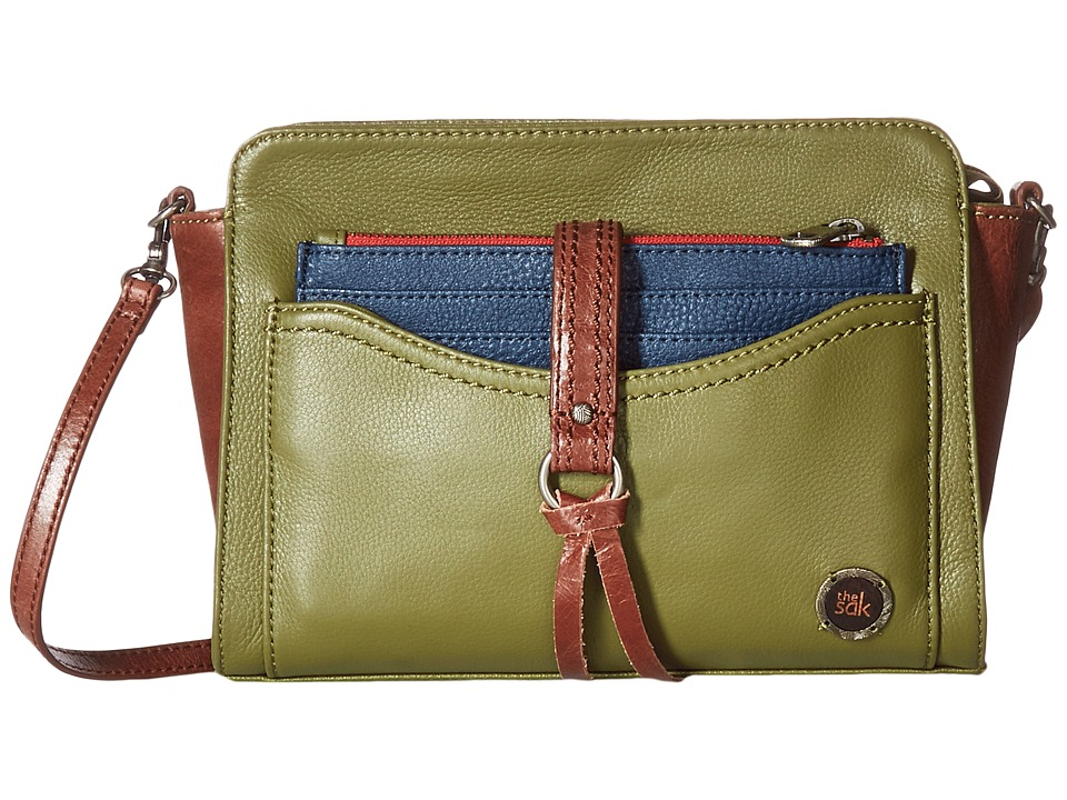 The Sak - Sonora Crossbody (Martini Block) Cross Body Handbags