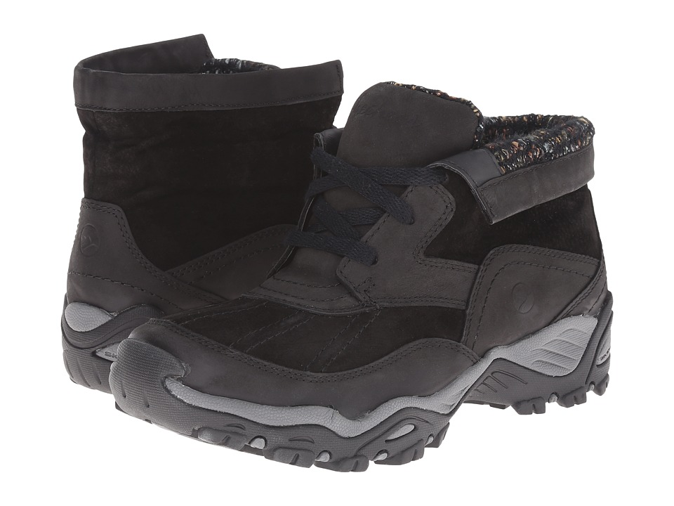 SKECHERS - Modern Comfort Peaks (Black) Women's Shoes