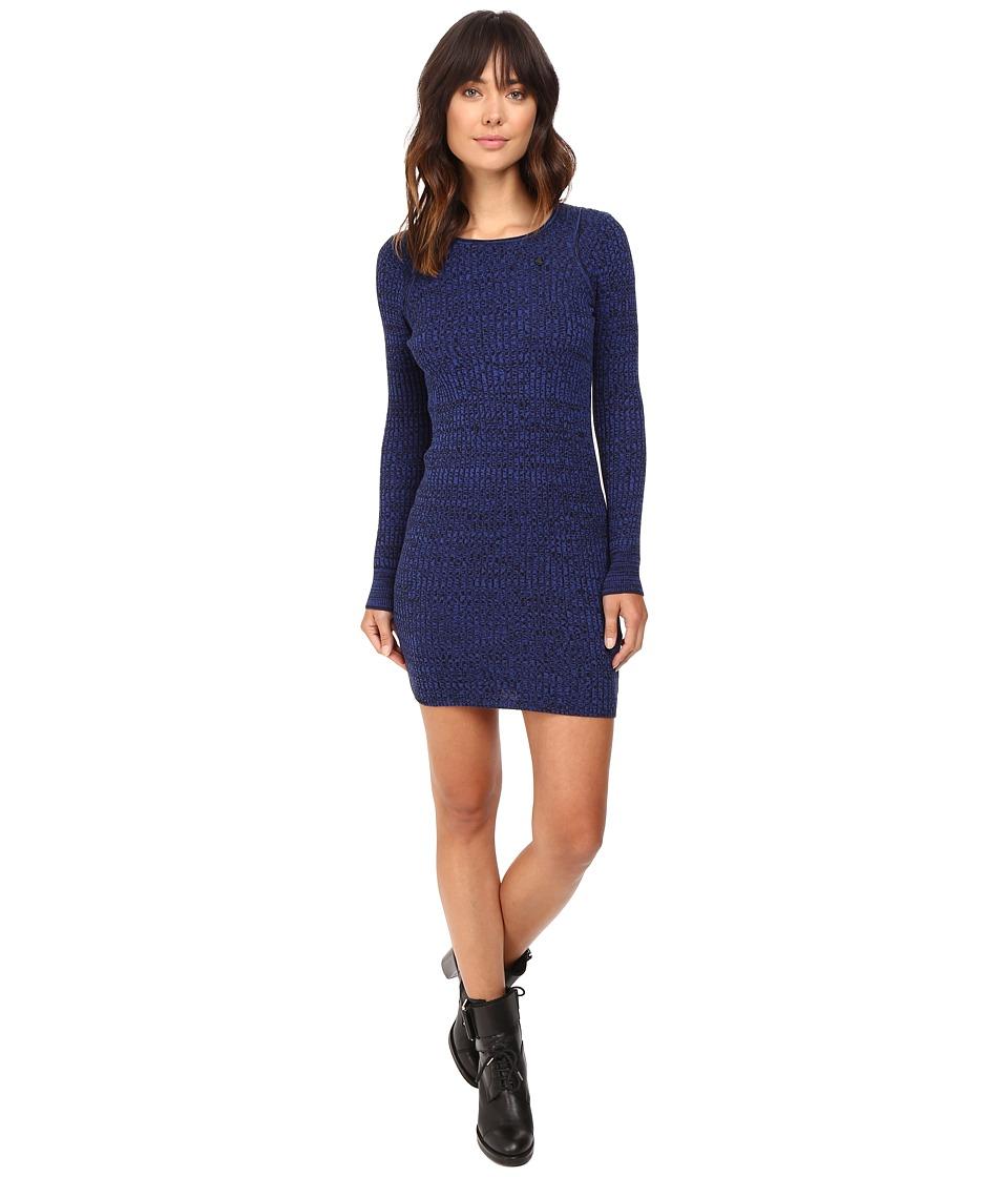 Obey Hanna Dress (Blue Jay) Women