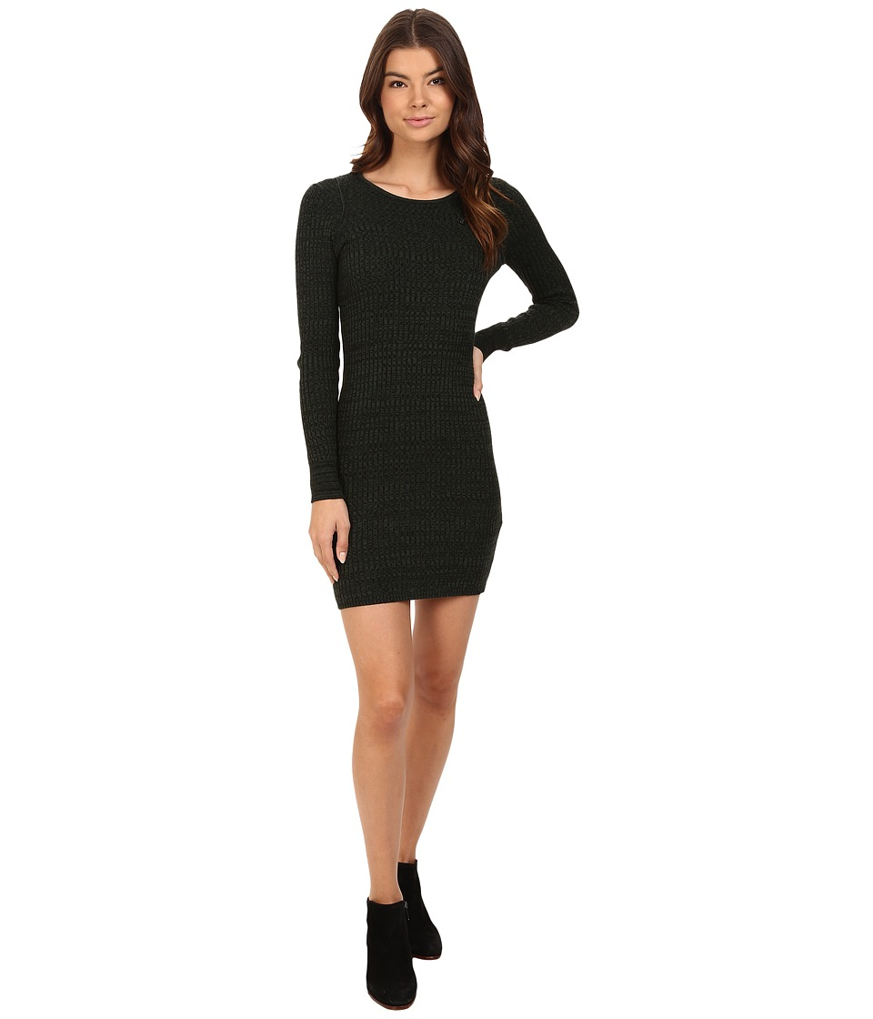 Obey Hanna Dress (Forest Army) Women