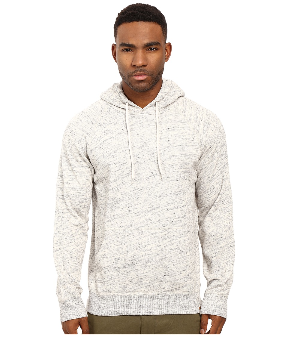 Obey - Monument Fleece Pullover Hoodie (Heather Oatmeal) Men's Sweatshirt
