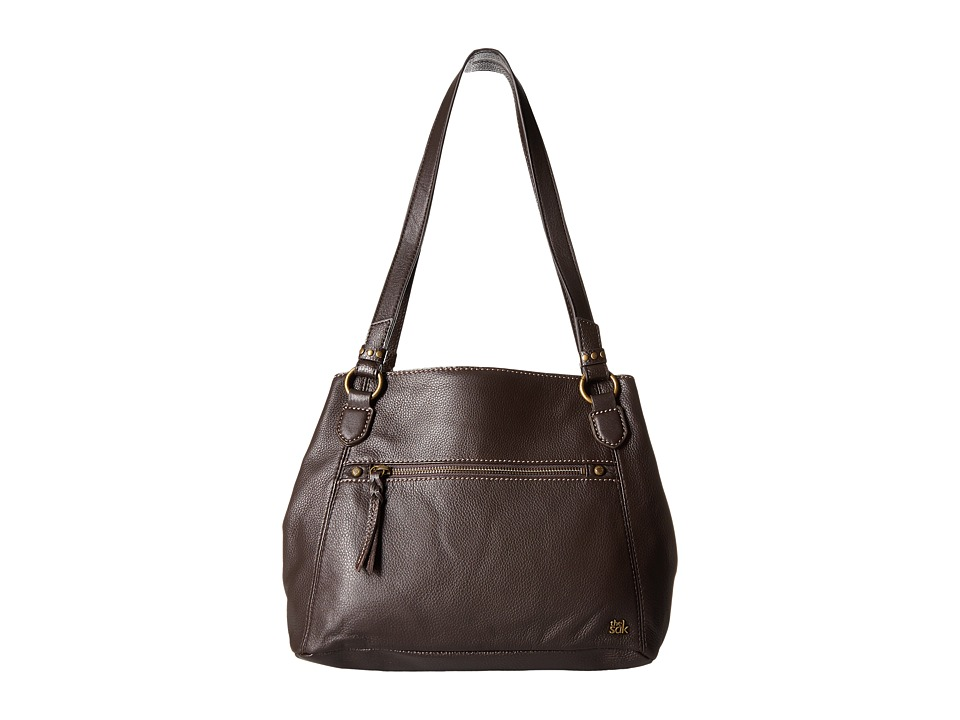 The Sak - Cruz Tote (Cocoa) Tote Handbags