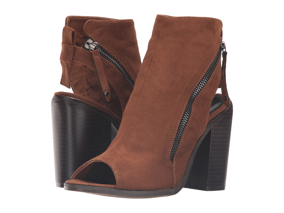 C Label - Alva-1 (Brown) Women's Boots
