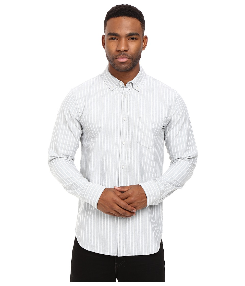 Obey - Rudy Woven (Grey Multi) Men's Clothing