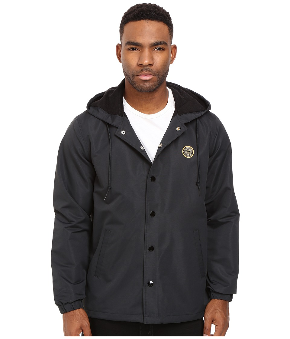 Obey - Subliminal Jacket (Black) Men's Coat