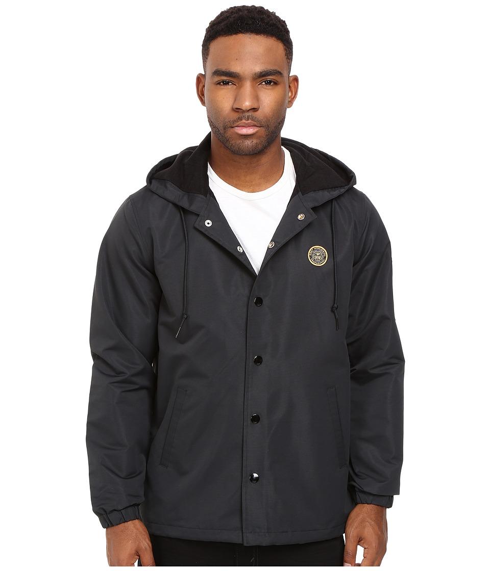 Obey - Subliminal Jacket (Black) Men's Coat